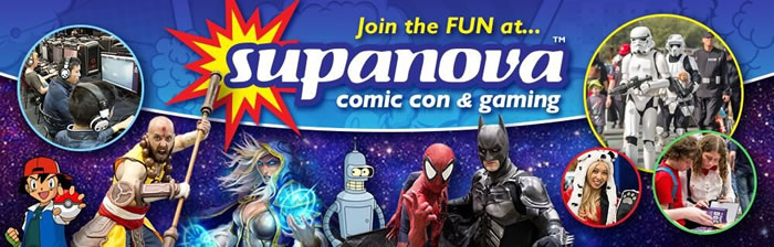 Supanova | Pop Culture Expo 2020